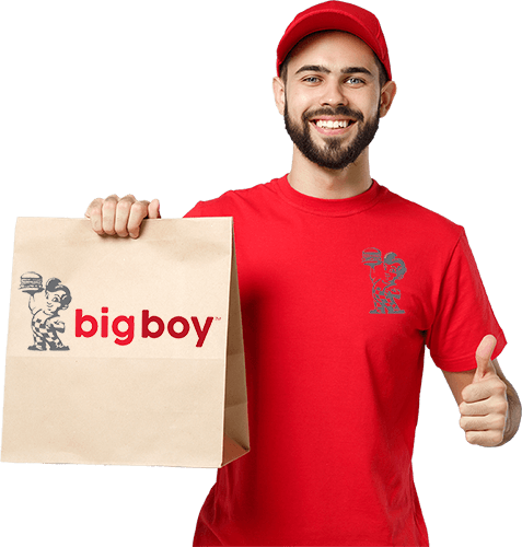 Big Boy delivery guy